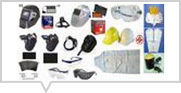 Safety Equipments and Protections (หมวดเครื่องมือเซฟตี้)